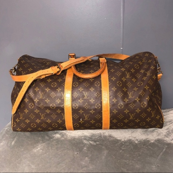 Louis Vuitton Handbags - Louis Vuitton Keepall 55 Bandouliere
